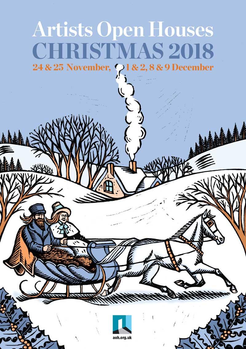 AOH Christmas 2018 brochure cover