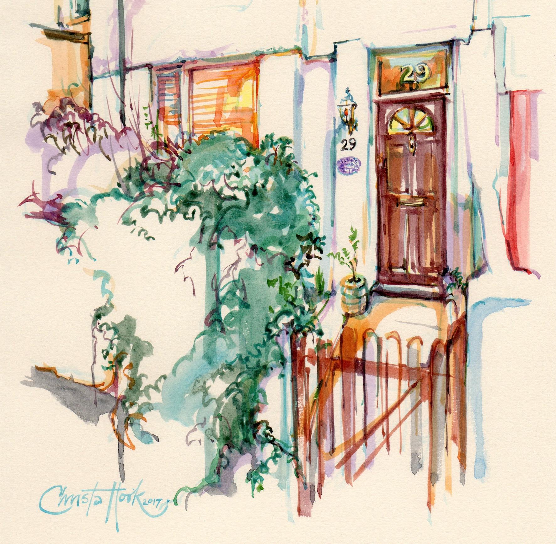 Fleurs Cottage Artists Open Houses