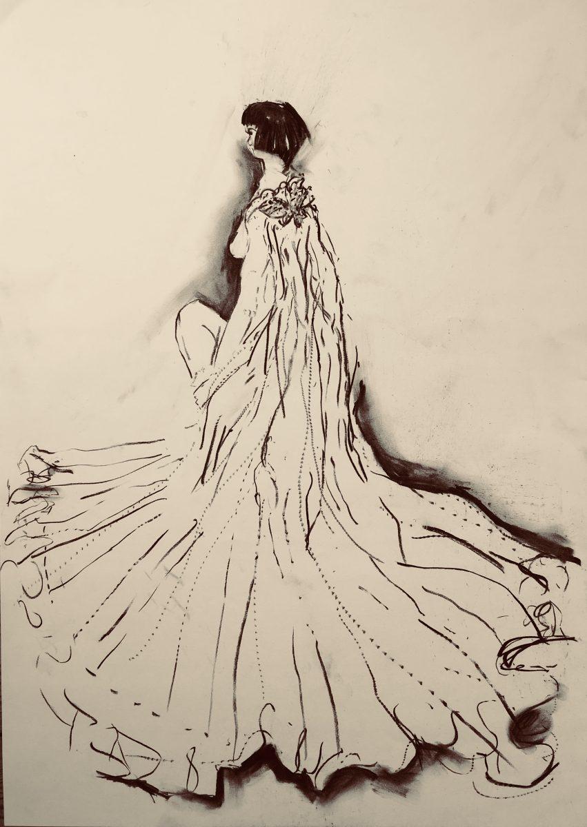 Suzie Poyntz Burlesqe dancer