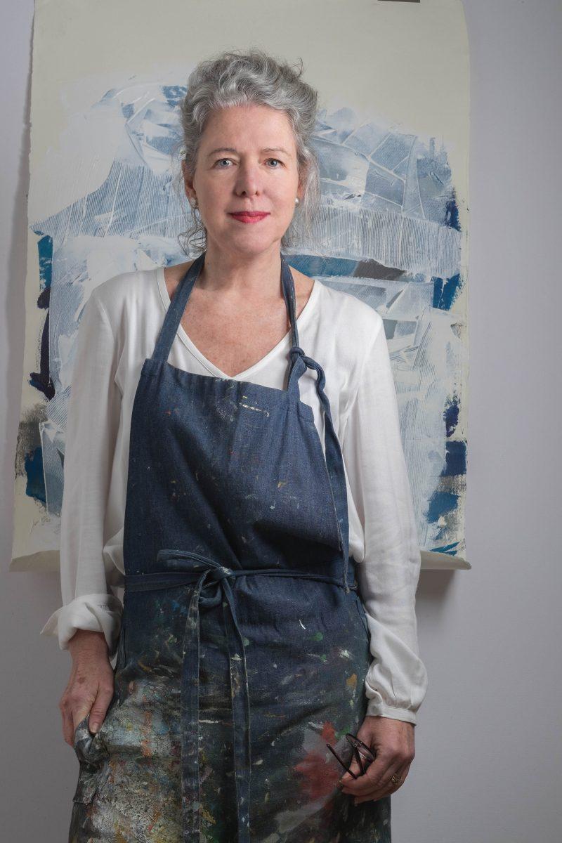 Portrait of artist Jo Watters-Pawlowski