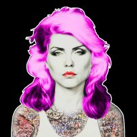 Street Art image of Debbie Harry