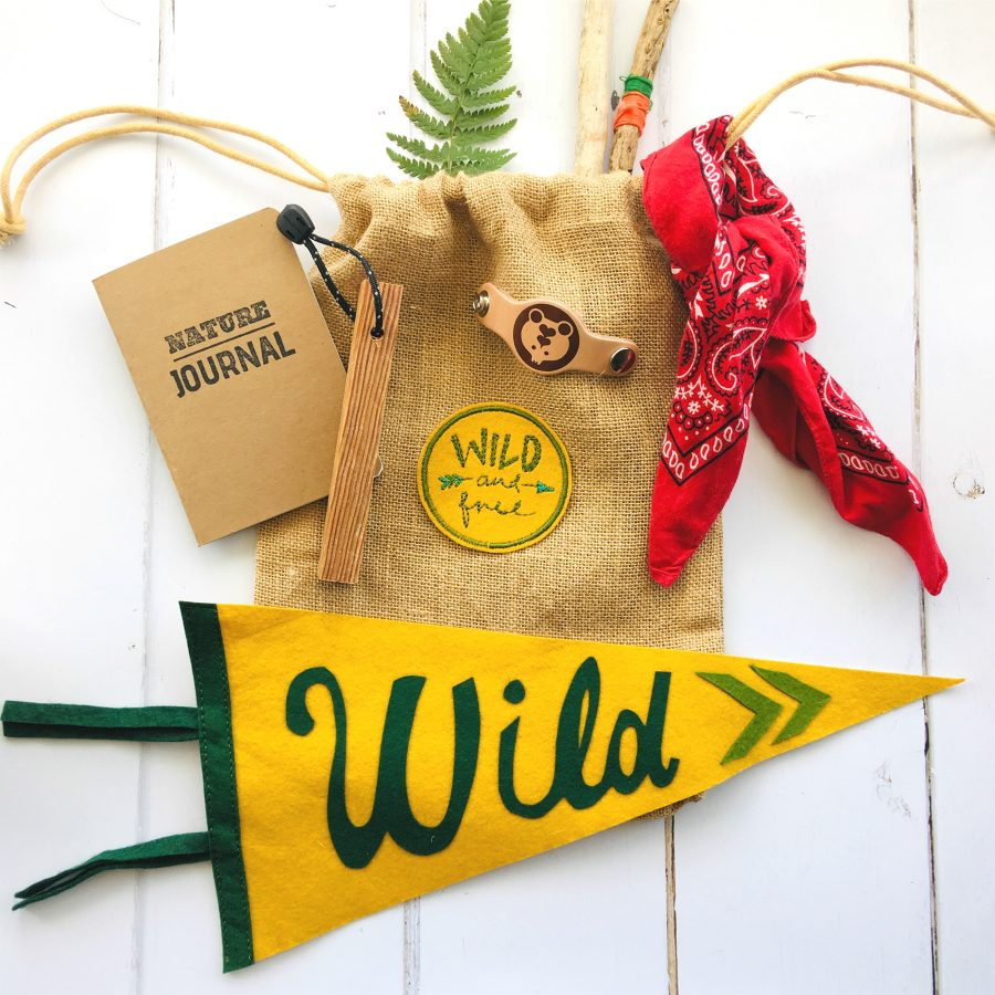 Collection of wild and free gifts