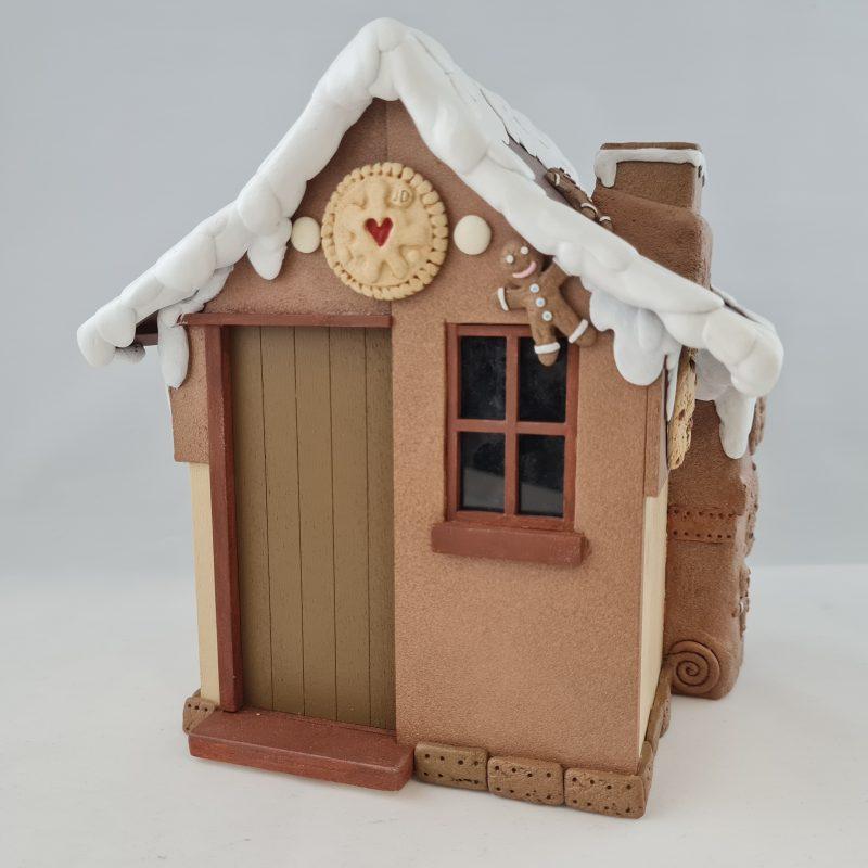 Ginger Bread House model miniature