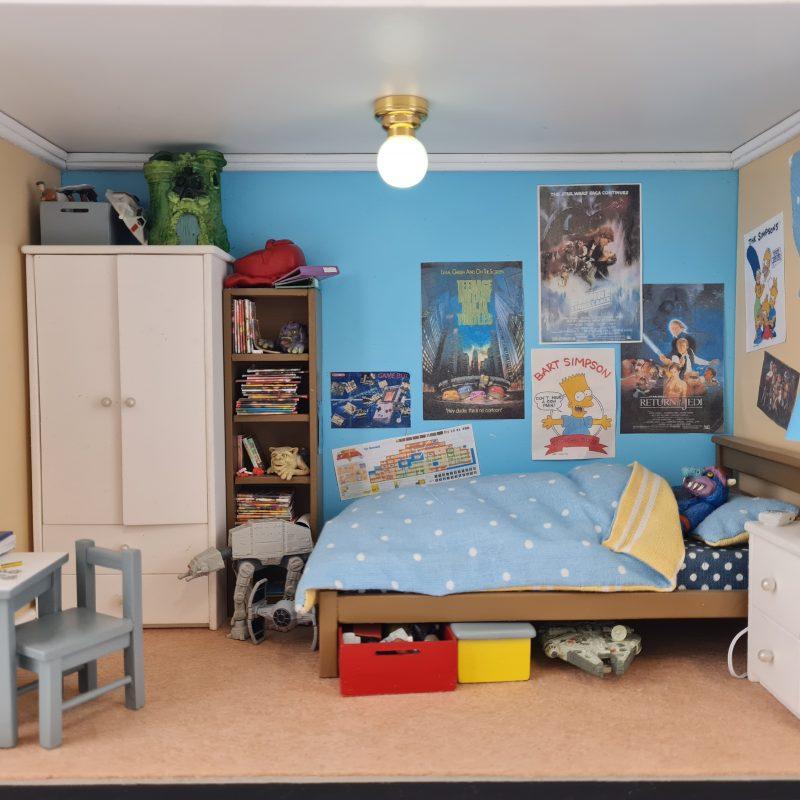 Kids room model