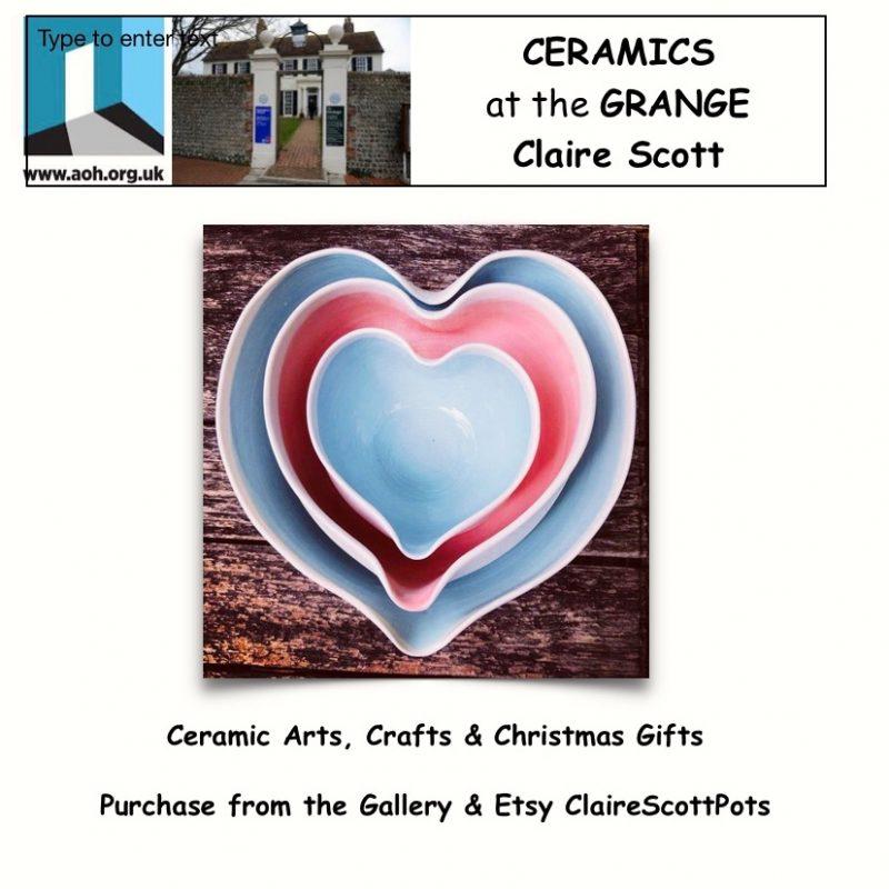 Ceramics at The Grange