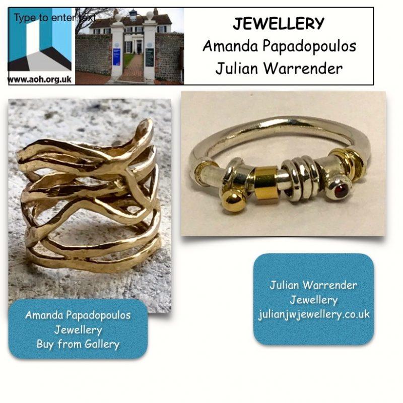 Jewellery at The Grange