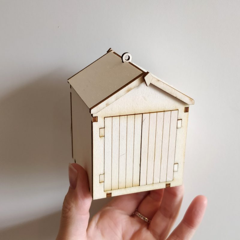 Tiny Beach Hut