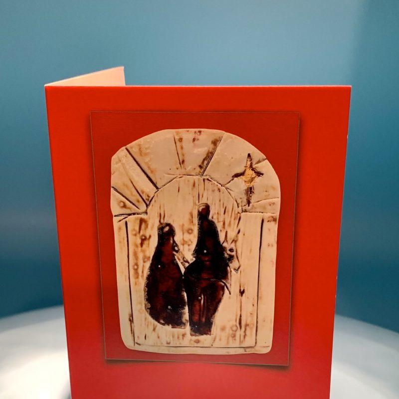 Card: Happy Christmas!