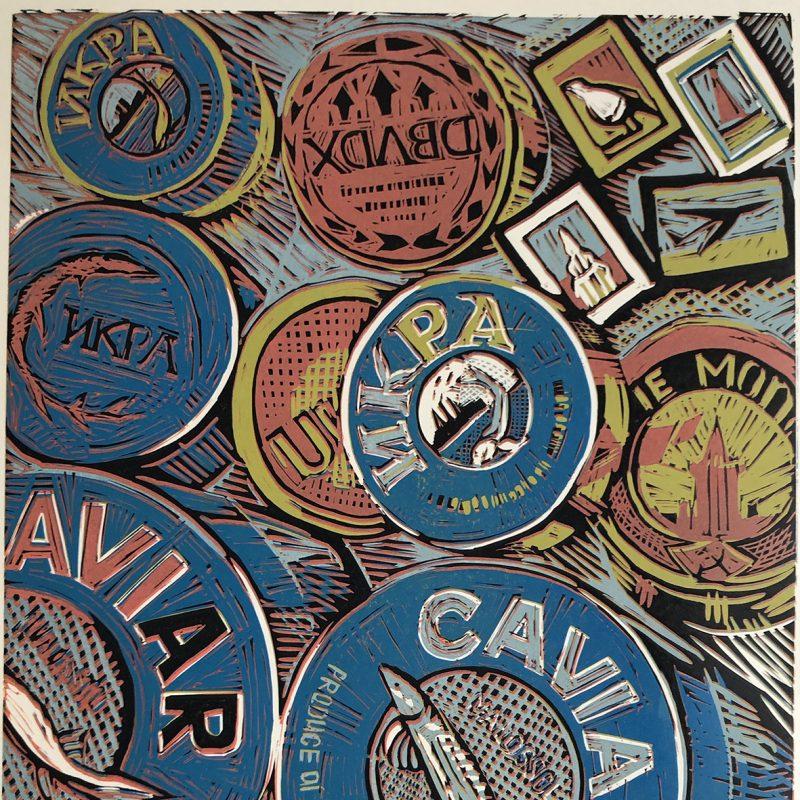 Caviar Moscow
