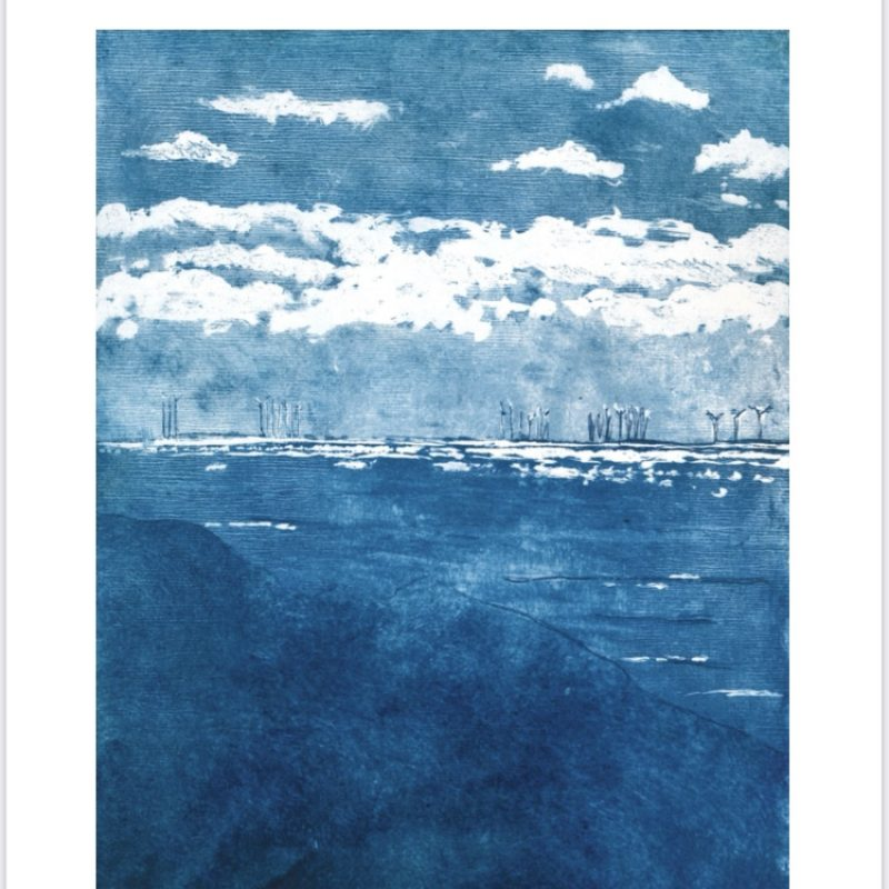 Etchings by Michele Bole  13 th June only