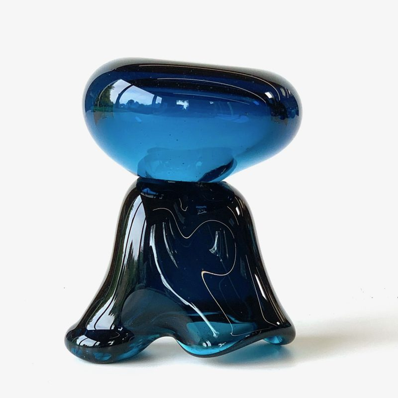 Blue glass Fungi