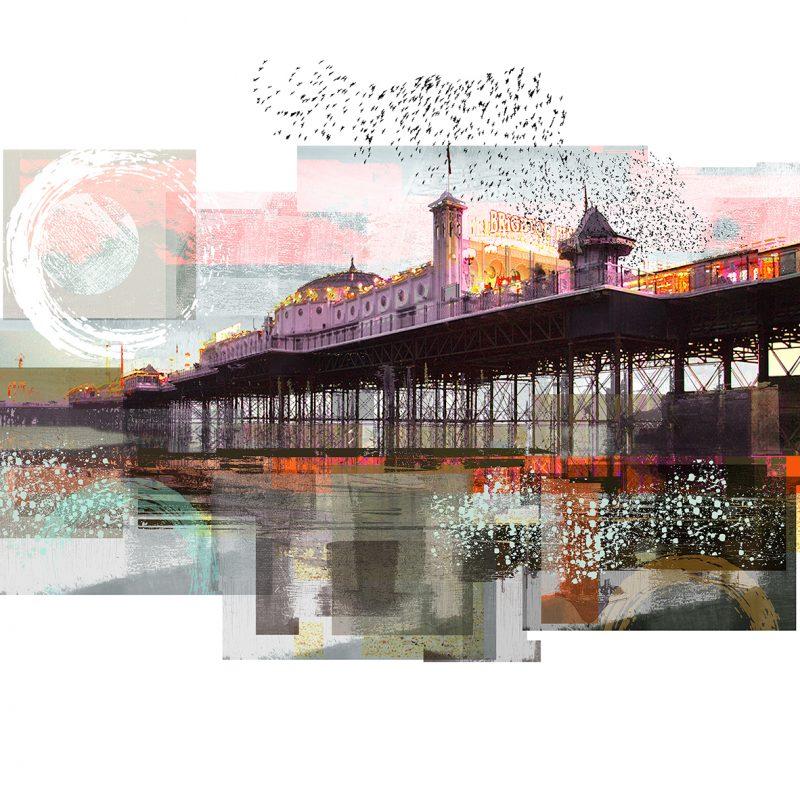 Palace Pier print