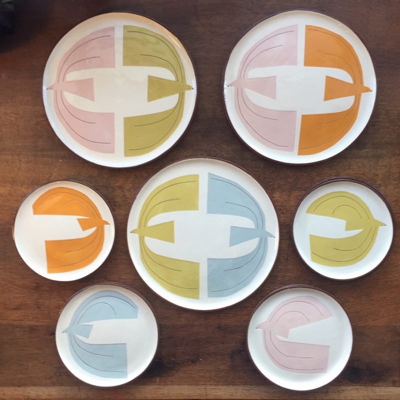 Lark Plates